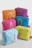 Bright Monogram Make Up Cosmetic Bag