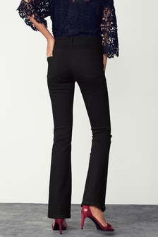 Lift, Slim And Shape Boot Cut Jeans